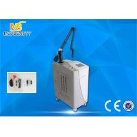 China Medical  Laser Tattoo Removal Equipment Double Lamps 1064nm 585nm 650nm 532nm wholesale