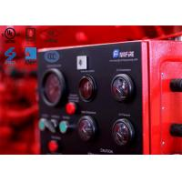 Buy cheap FD50 Primary Resistor Jockey Pump Controller For Subway Stations Red Color product