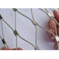 Buy cheap 304 304L 316 316L Stainless Steel Plant Climbing Mesh product