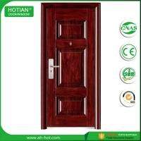 Buy cheap American Style Used Wrought Inron Skin Door Sell Best High Quality and New Design Steel Door product