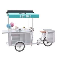 Buy cheap Customized Mobile Snack Cart Multifunctional With 300KG Load Capacity product