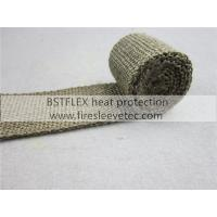 "Buy cheap Thermal Header Pipe Tape Titanium Lava Exhaust Wrap 2""x 50ft Ties Kit product"