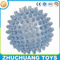China small hard plastic healthy stress relief toys balls on sale