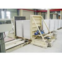 Quality AAC Block Packing Machine Fly Ash Brick With Grouping Transporter for sale