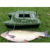 Buy cheap Gps fish finder  DEVC-308 camouflage DEVICT fishing robot carp fishing bait boat product