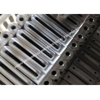 Buy cheap General Machinery Machined Metal Parts , Fixing And Movable Custom Cnc Parts from wholesalers