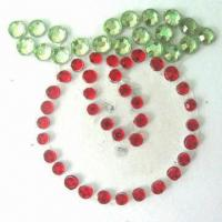 Buy cheap Creative Shape Acrylic Rhinestone Stickers, To Decorate Wall, Door, Computer, Fridge, Card and Box product