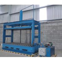Buy cheap Automatic Gabion Box Machine Of Rack / Pressure Plate / Oil Cylinder And Oil Pump Unit product
