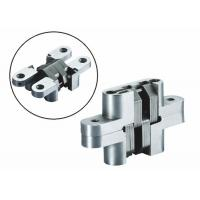 Buy cheap Self Closing Stainless steel Concealed Hinge with spring inside for Channel gate product