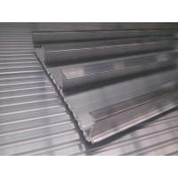 Quality Waterproof Aluminum Decking Flooring with 6000 series T4 / T5 / T6 Anodized for sale