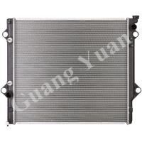 Buy cheap Auto Cooling System 2010 Toyota 4Runner Radiator With Aluminium Core AT 13114 product