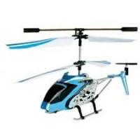 Buy cheap Favorable design fashionable appearance blue 2.4Ghz electric  4 Channel RC Helicopter product
