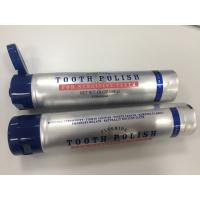 Buy cheap Toothpaste / Cosmetic Silver 108g-D35mm Laminate Tube With Glossy Varnish product