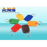 Buy cheap Plastic Proximity Rfid Key Fob Waterproof For Entry Access Control System product