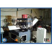 Buy cheap Colored Steel K Span Roll Forming Machine , Building Arch Roof Forming Machine product