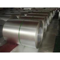 Buy cheap Aluzinc Alloy Regular spangle Hot Dipped Galvalume Steel Coil / Sheet product
