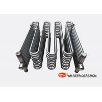 Buy cheap Refrigeration Immersion Coil Heat Exchanger , Seawater Cooled Condenser Coil product