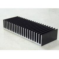 Quality 6000 Series Industrial Aluminium Profiles for Extruded Aluminum Heatsink Stock 40 X 12 mm Size for sale