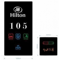 Buy cheap Wireless Hotel Electronic Door Number System Manufacturer From CHINA product