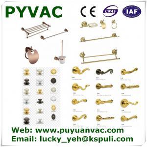 Buy cheap locks coating ion golden/silver/titanium nitride film/titanium carbide film pvd coating product