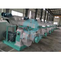 Buy cheap Cottonseed Skins Biomass Pellet Machine / Sawdust Pellet Making Machine product