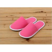 Buy cheap Luxury Indoor Terry Towel Disposable Hotel Slippers For Hotels / Guests Customized product