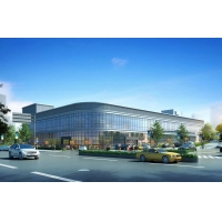 Buy cheap Shopping Mall Corner Arc Z Purlin Building Steel Frame product