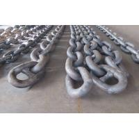 Buy cheap High Strength Steel Mooring Anchor Chain 76mm-185mm Dia For Oil Platform product