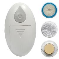 China Handheld Electric Skin Cleansing Brush With 3 Heads For Deep Clean wholesale