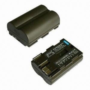 Buy cheap Digital Camera Batteries with 1,600mAh Capacity, Measures 55.10 x 38.20 x 21mm product