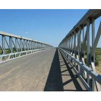 Buy cheap Prefabricated Delta Modular Steel Bridge Simple Structure For performance product