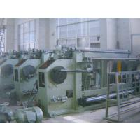 Buy cheap Galvanized Hexagonal Gabion Wire Netting Machine With Automatic Oil System product