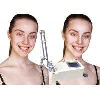China Intelligent Acne Scar Removal Machine Laser Resurfacing Machine 12mm * 12mm Spot Size on sale