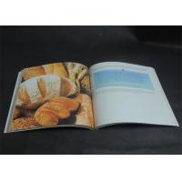 Buy cheap Eco-friendly Bright coloured Cookbook Printing services , Recipe Book Printing product
