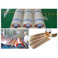 Buy cheap 3 / 4 OZ Rolled Copper Foil , Copper Foil Paper For IC Package Substrates product