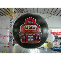 Buy cheap Big PVC Sealed Inflatable Advertising Balloon for Decoration 2m product