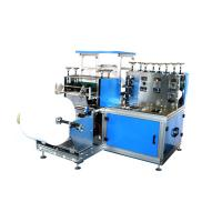 Buy cheap Hot Sale Automatic Disposable Non Woven Shoes Cover Making Machine product