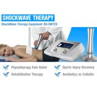 Buy cheap Acoustic Wave / Shockwave Therapy Machine For Plantar Fasciitis Heel Pain Treatment product