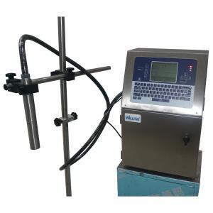 China Date Batch Serial Code Inkjet Marking Equipment 180 Meter Per Minute Speed on sale