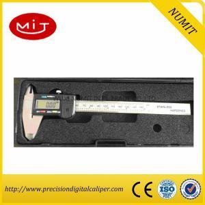 Buy cheap Compasso de calibre vernier preciso de aço inoxidável 200mm de Digitas usados para medir o comprimento e o tamanho product