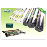 Buy cheap Small Roll Light Weight Garden Weed Control Fabric / Non Woven Mulch For Covering Crops product