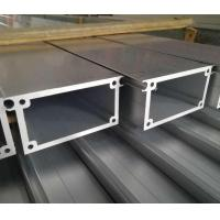 Buy cheap Aircraft aluminum extrusion profiles for tent use t slot framing anodizing thickness product