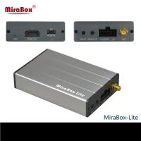 China Mirabox E-AV Wireless   Car Audio AUX /CVBS  Up to 8Mbps  DC 12V DDR3 2G car android mirrorlink box on sale