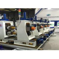 Buy cheap LW200 Steel Square Pipe Making Machine Tube Mill Line High Speed product