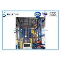 Buy cheap Heavy Duty Automatic Storage Retrieval System With Stacker Crane High Automation product