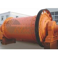 Buy cheap High Capacity 380KW Sand / Cement Ball Mill Process 380KW High Power product