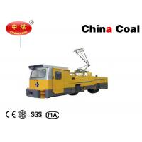 Buy cheap 12T AC Frequency Anti-explosive Mining Equipment Underground Electric Locomotive product