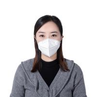 Buy cheap Breathable Anti Dust Face Mask / N95 Protective Mask For Machining product