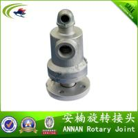 Buy cheap High temperature steam heat oil rotary union used in papermaking industry product