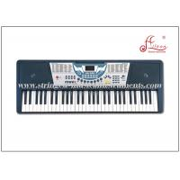 Buy cheap Electronic Music Keyboard , 16 Grade Accom Volume Control 61 Keys Keyboard product